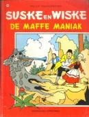 Suske en Wiske 166 : De maffe maniak